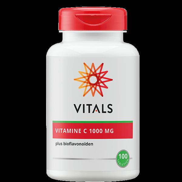 werking vitamine c