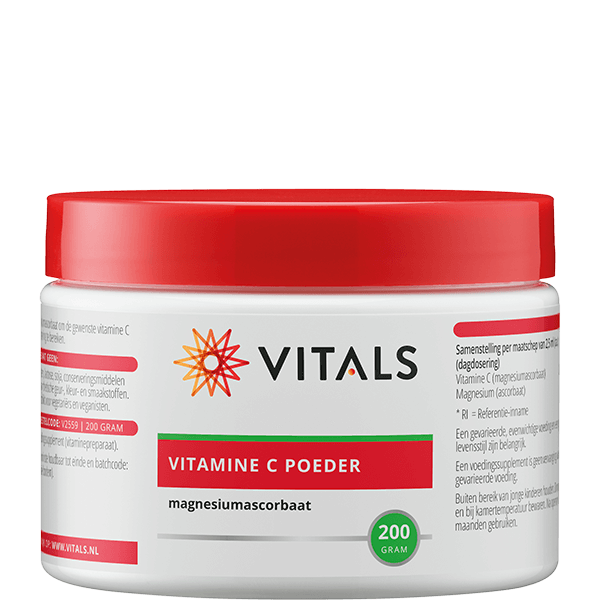 vitamine c vloeibaar