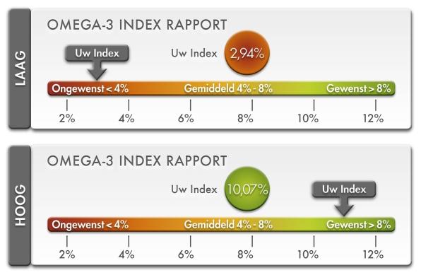 omega-3 index rapport